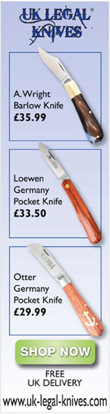 UK Legal Knives Folding Pocket Knives