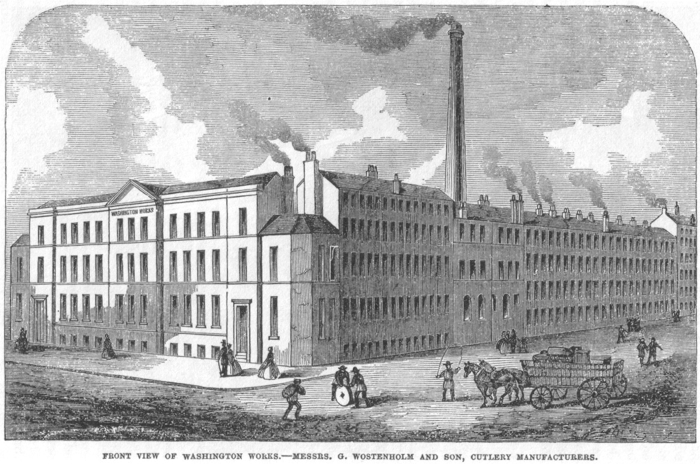 Wostenholme Washington Works